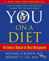 YOU-On-A-Diet-The Owners-Manual-for-Waist-Management