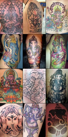 Tattoo Designs Indian