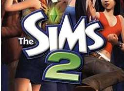 Sims 2 game