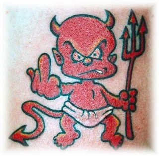 Tattoo Designs Devil